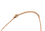 Dainty Circle Necklace (Rose Gold) - Ello Elli Online Store