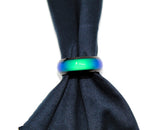 Color Changing Mens Mood Ring (Black) - Ello Elli Online Store
