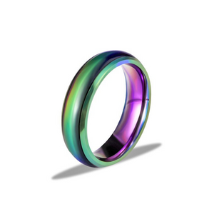 Color Changing Mood Ring (Rainbow)