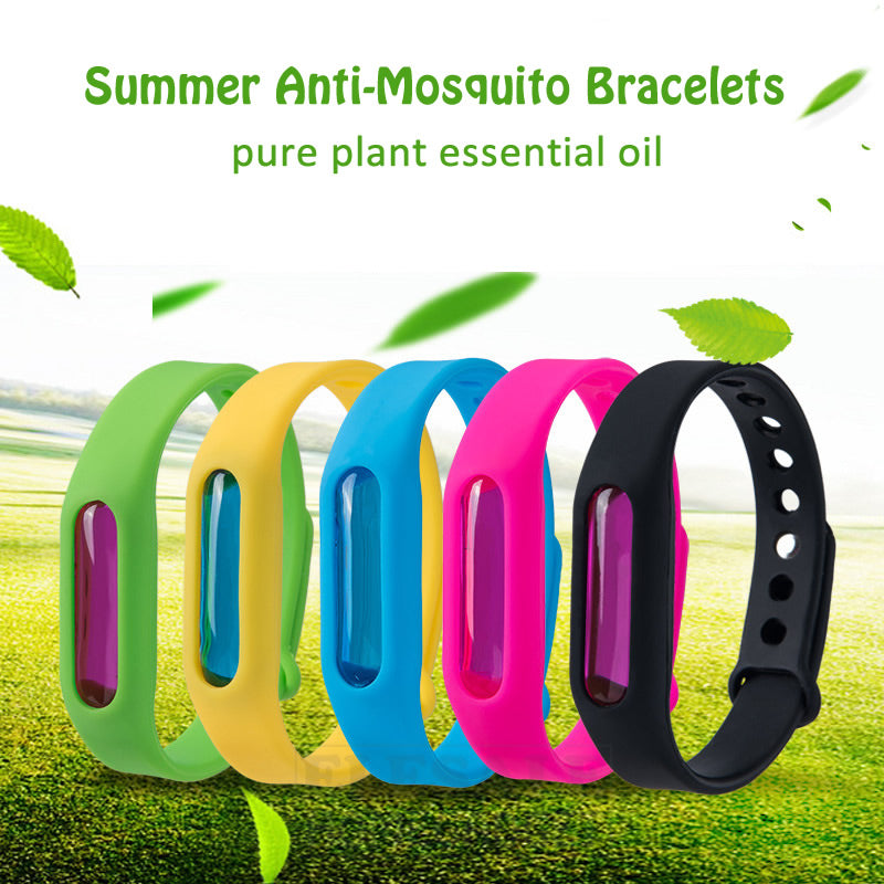 The Trendyest Mosquito Repelling Band
