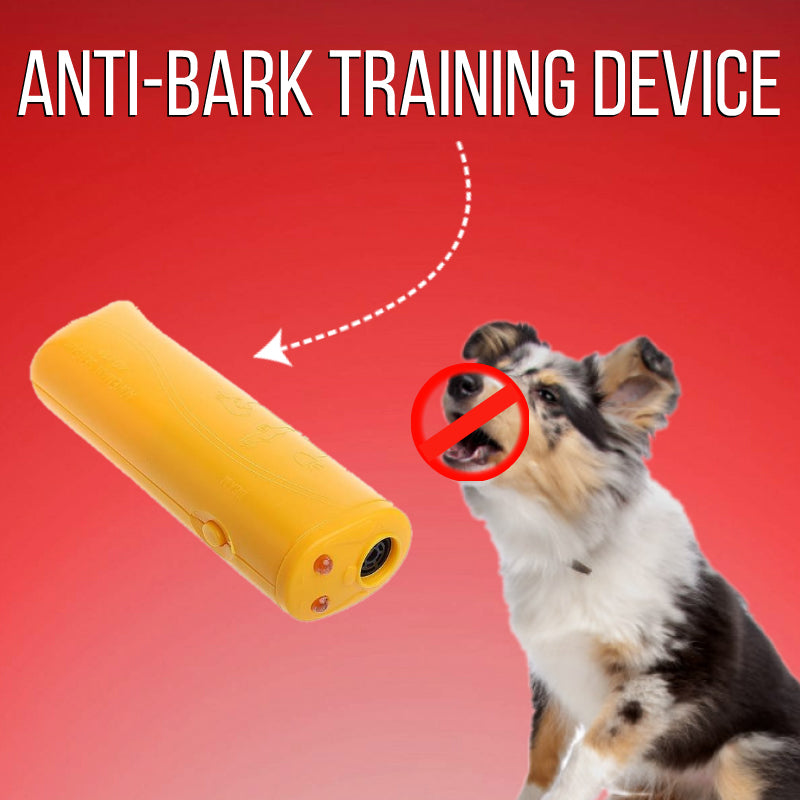 Anti-Bark Dog Training Device