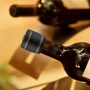 Wine Bottle Password Lock