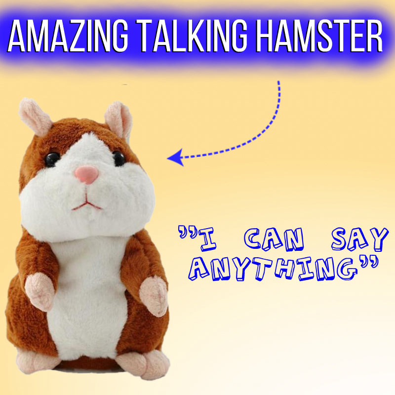 Amazing Talking Hamster