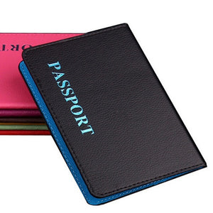 "The Trendyest ""Passport"" Logo Cover"