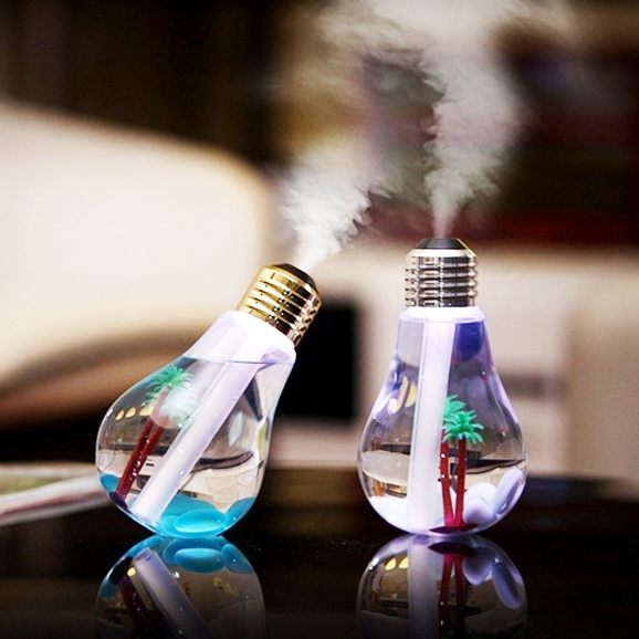 Light Bulb Aromatherapy Diffuser