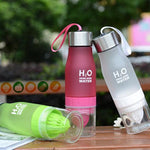 Incredible Fruit Infuser Water Bottle