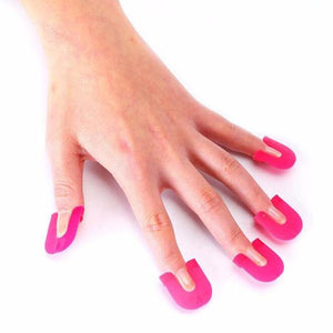 Nail Polish Manicure Guard