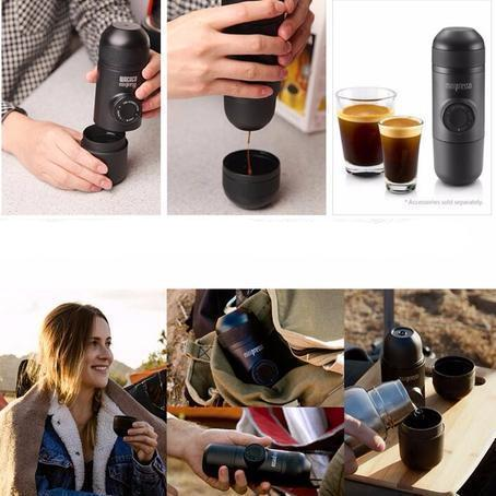 Luxury Portable Espresso Machine