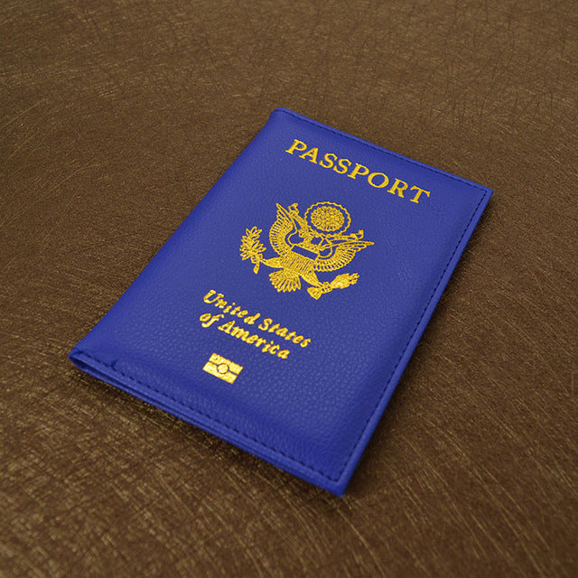 The Trendyest USA Passport Cover