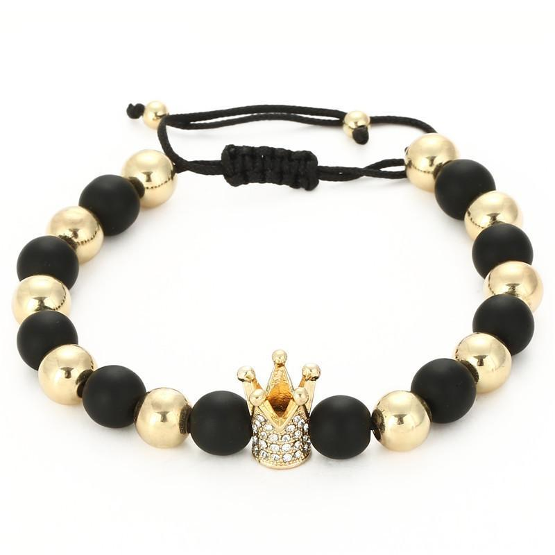 Royal Crown III Bracelet