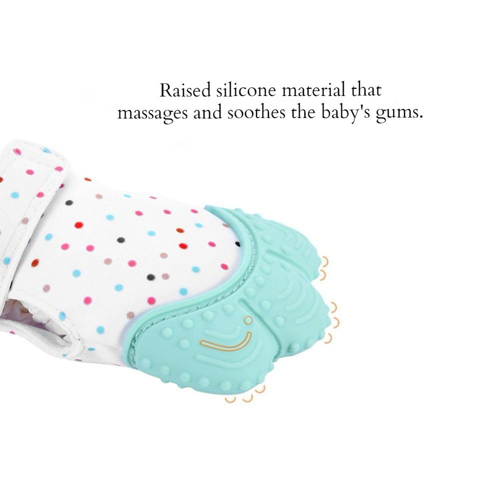 The Most Soothing Teething Glove