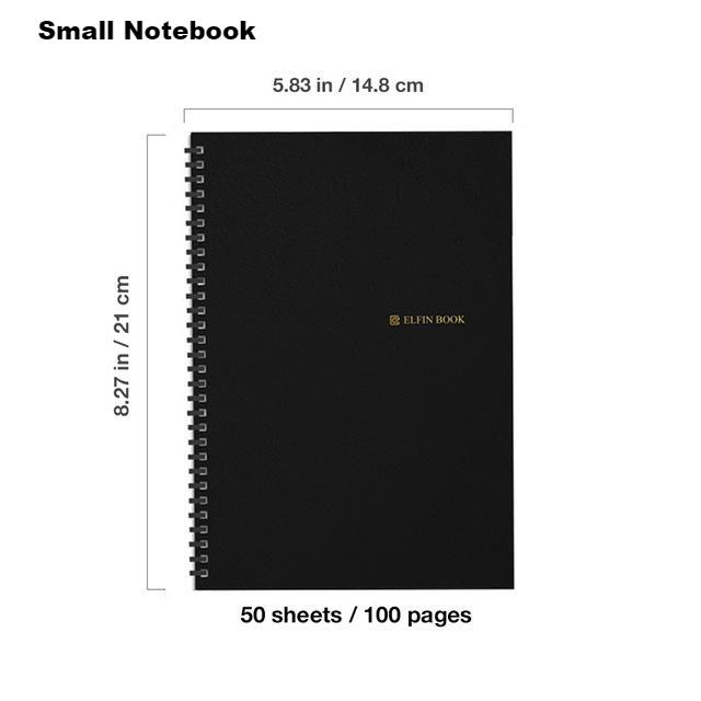 Magic Erasable Notebook