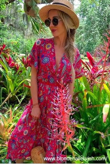 Summer -Fi your Wardrobe ! - Endsley Hewitt of blondehallelujah - The Vintage Bohemian