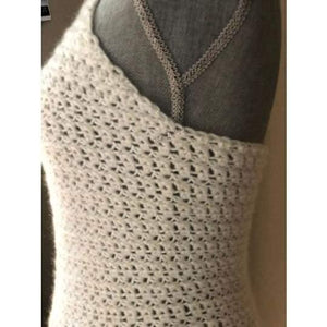 Load image into Gallery viewer, Crochet Halter Top - The Vintage Bohemian