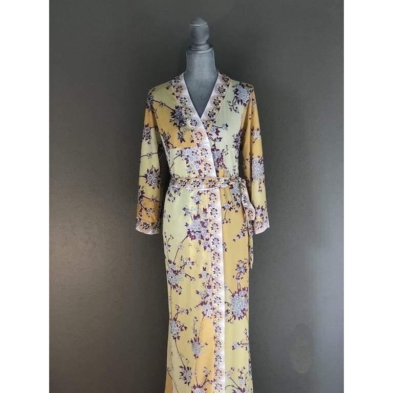 Vintage Emilio Pucci Wrap Dress