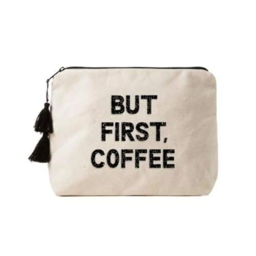 Fallon and Royce Crystal Bikini Bag Clutch | But First Coffee