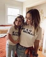 Be a Good Human Tee - The Vintage Bohemian