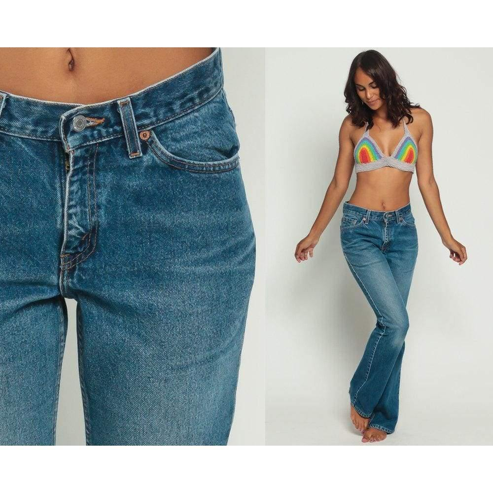Levi's High Waist The Mom Of Mom Jeans - The Vintage Bohemian