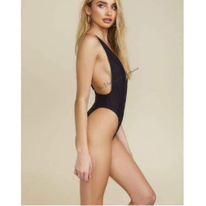 Load image into Gallery viewer, Black Swimsuit