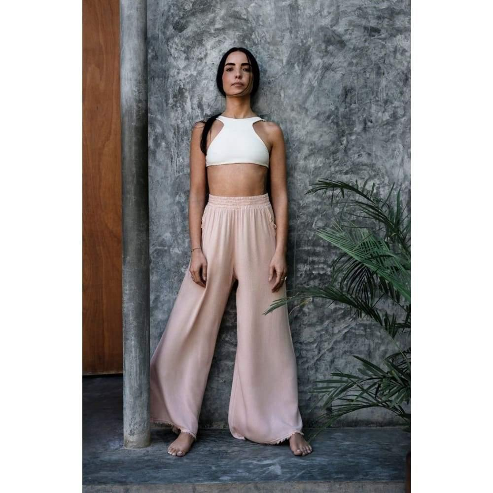 Madrugada Lounge Pant - The Vintage Bohemian