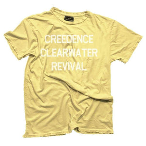 Creedence Clearwater Revival  Tee - The Vintage Bohemian