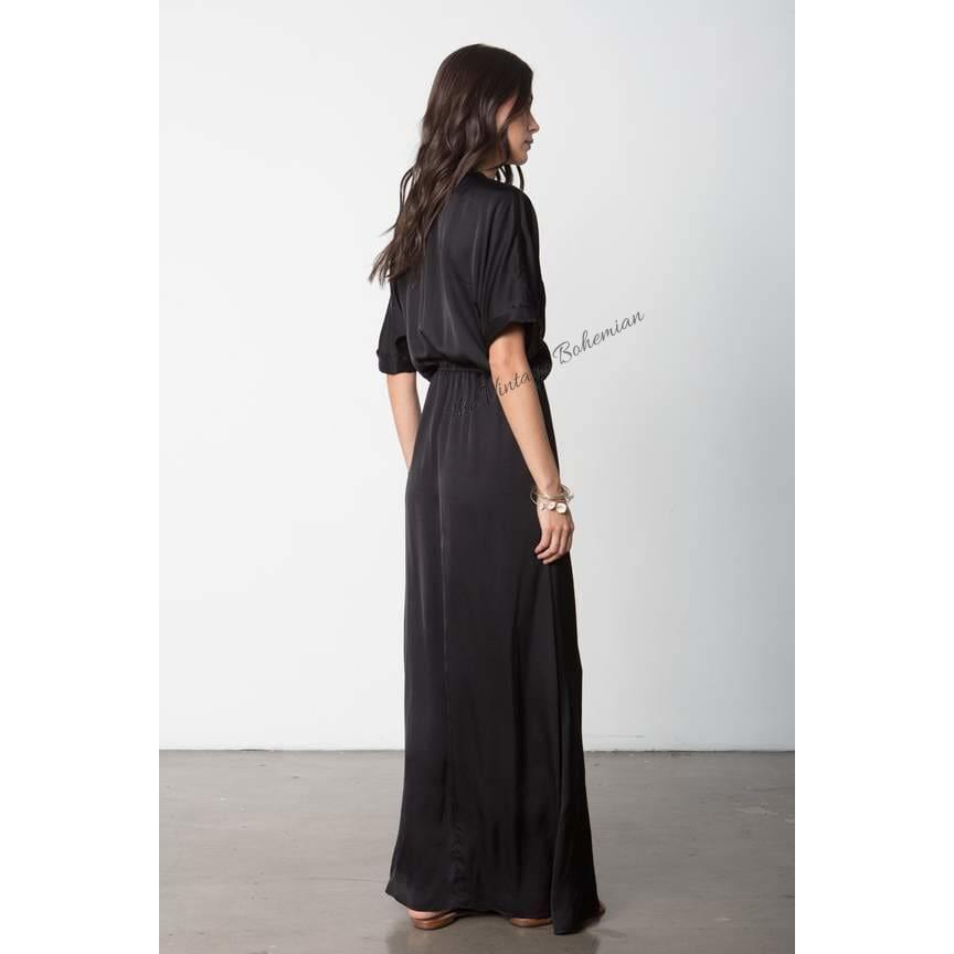 Stillwater LA | The Fool For You Maxi | Black | The Vintage Bohemian
