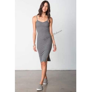 Stillwater The So Simple Rib Tank Dress