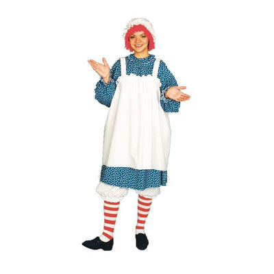 Other Manufacturers Raggedy Ann Adult Costume