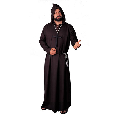 Morris Costumes Robe Monk Quality Costume