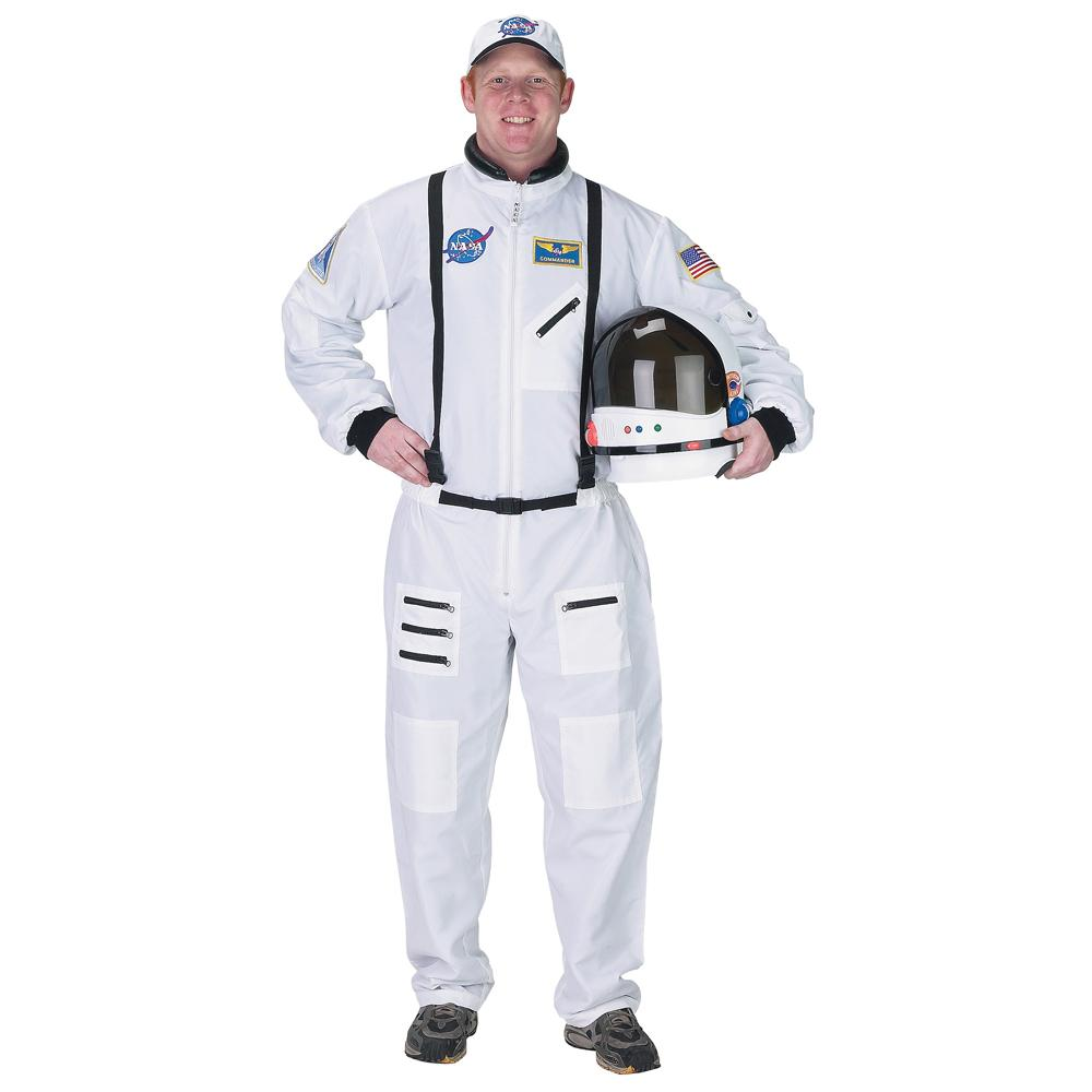 Astronaut Suit Adult Costume