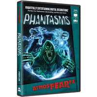 Atmosfx Atmosfearfx Phantasms Deco Dvd