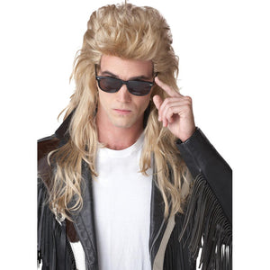 California Costumes 80S Rock Mullet Wig
