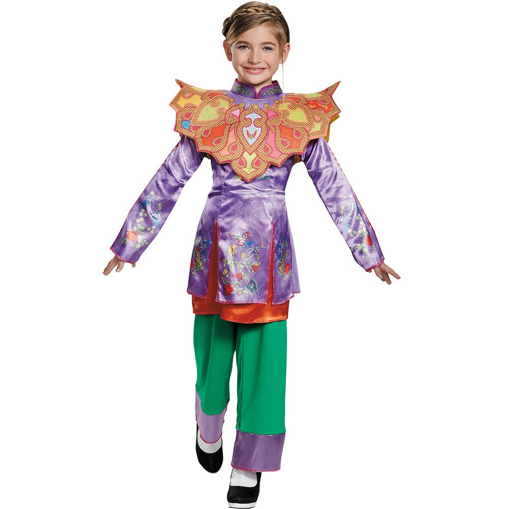 Disguise Alice Asian Look Child Costume