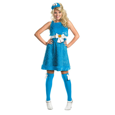 Cookie Monster Sassy Costume