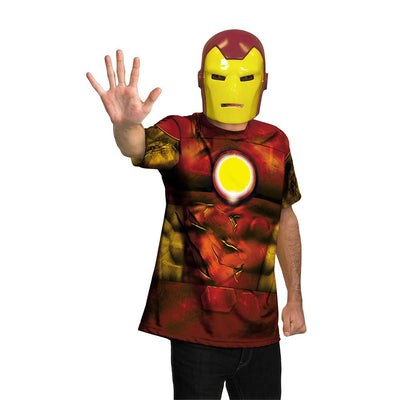 Disguise Iron Man Alternative Costume