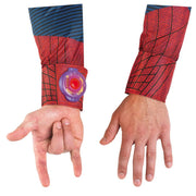 Marvel Spiderman Movie Webshootr Adult Delux