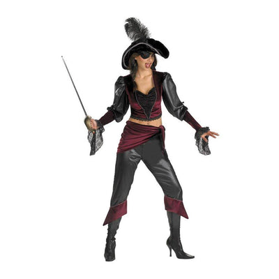 Disguise Buccaneer Beauty Adult Costume Costume