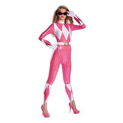 Disguise Pink Ranger Sassy Bodysuit Costume