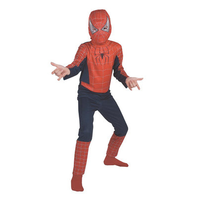 Fun Express Spiderman Movie Child Costume