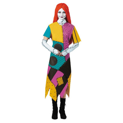 Disney Sally Nightmare Before Xmas Costume