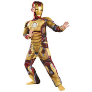 Unknown Iron Man Mark 42 Avengers Chld Costume