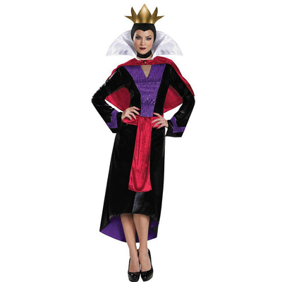 Disguise Evil Queen Deluxe Adult Costume