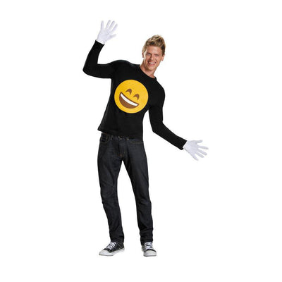 Disguise Emoticon Smile Kit Costume