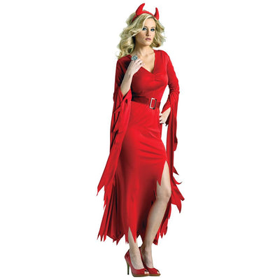 Fun World Gothic Devil Female Costume