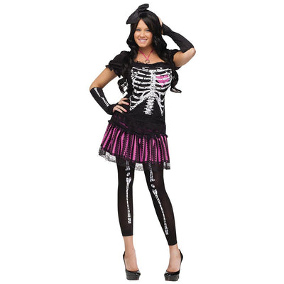 Unknown Sally Skelly Adult Costume
