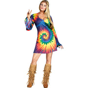 Fun World Groovy Gal Adult Costume