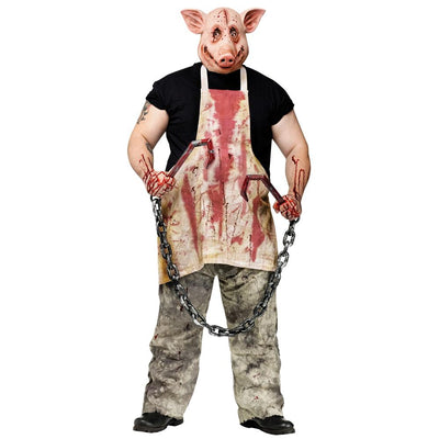 Fun World Butcher Pig Costume