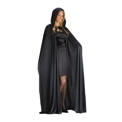 Fun World Costumes Cape 68 Inch Hooded Costume