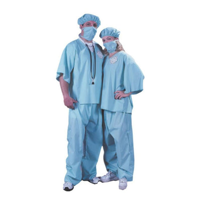 Fun World Costumes Doctor Doctor Adult Costume