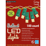 Unknown Holiday Lights 100L M5 Wrm Wt